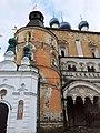 Восточная башня у церкви Сретения, Борисоглебский, Борисоглебский район, Ярославская область.jpg