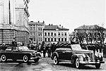 Герой Советского Союза генерал-полковник А. Х. Бабаджанян в Одессе. Кадр 3.jpg