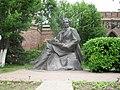 Г.Оренбург, памятник А.С.Пушкину.jpg