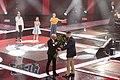 Дмитрий Нагиев и Баста на финале Голос. Дети 5.jpg