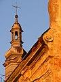 Жовква. Вежа-сигнатурка Домініканського костелу.jpg