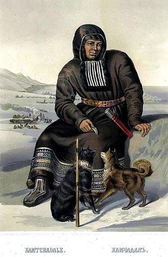 Itelmens - An Itelmen (1862)