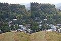 Кисловодск. Частный сектор на горных склонах (X-3D stereo). 24-09-2010г. - panoramio.jpg