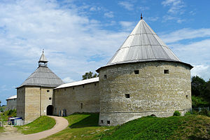 Крепость в старой ладоге доклад 7814