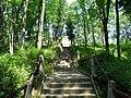 Лесница к дворцу, Краслава - Bontrager - Panoramio.jpg