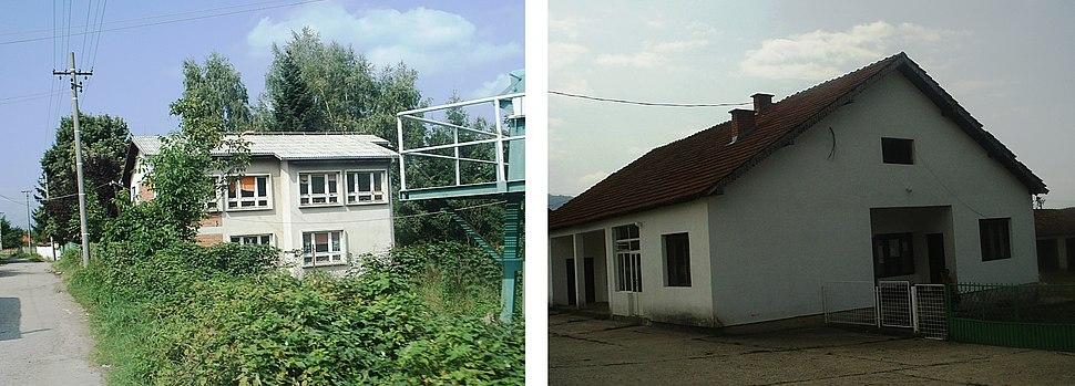 Масурица (основна школа и сеоски дом) - Masurica - Masurica (School and Community House)