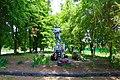 Микулинці, Братська могила 41 воїнів Радянської Армії загиблих при звільненні села.jpg