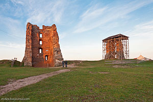 Grand Duchy of Lithuania - Navahrudak Castle