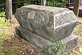 Надгробие (Саркофаг) в фамильном некрополе Токмаковых-Водовозовых-Булгаковых.jpg