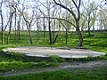 На месте бывшего Зеленого театра. Днепропетровск.jpg
