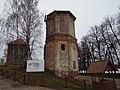 Нило-Столобенская пустынь, башни ограды,Тверская область.jpg