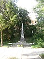 Острог (2)Пам'ятник воїнам.jpg