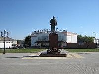 Памятник В.И. Ленину в Климово.JPG