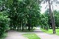 Парк Сосенки в районе Царицыно. Вид с Кавказского бульвара.JPG