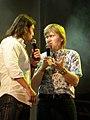 Ревва и Рожков на концерте в Донецке 6 июня 2010 года 067.JPG