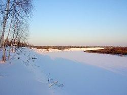 Р. Правая Хетта с правого берега - panoramio - Oleg Seliverstov (1).jpg