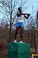 Санаторий «Конккала». Советские скульптуры в парке. Фото 2.jpg