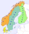 Страны Северной Европы Швеция Норвегия Дания Финляндия copy.png