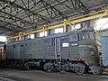 ТЭ3-7739, Казахстан, Карагандинская область, депо КПТУ (Trainpix 123082).jpg