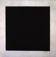 Малевич черный квадрат доклад 3544