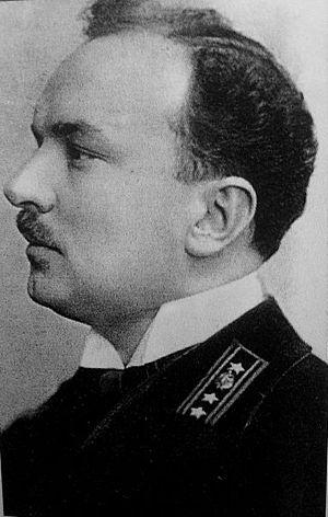 Eižens Laube - Eižens Laube around 1913.
