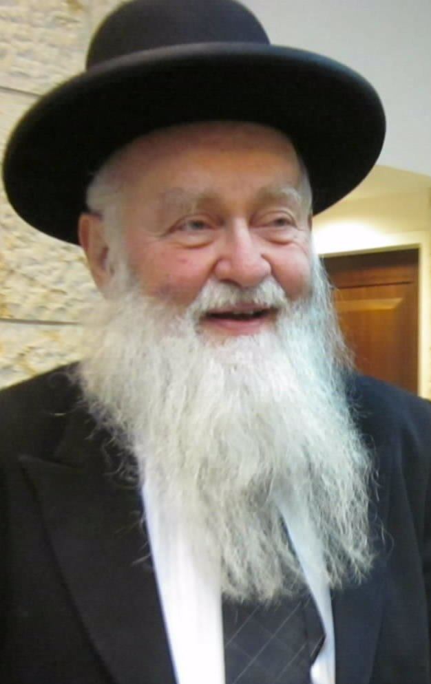 הרב רפאל הלוי שמואלביץ