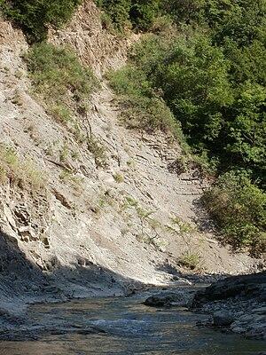 Vere River - Image: ვერე