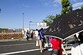 びわ湖大花火大会2012 入口 一度退場されますと再入場はできません (8227327146).jpg