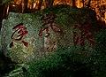 香嵐渓ライトアップ (愛知県豊田市足助町) - panoramio - gundam2345 (4).jpg