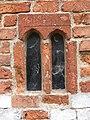 -2020-08-23 Twin small window in south elevation, Saint Peter and Saint Paul Church, Sustead, Norfolk.JPG