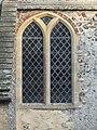 -2020-11-06 Window on the south facing elevation, St Bartholomew's, Hanworth, Norfolk (3).JPG