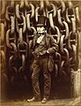 -Isambard Kingdom Brunel Standing Before the Launching Chains of the Great Eastern- MET DT238395.jpg