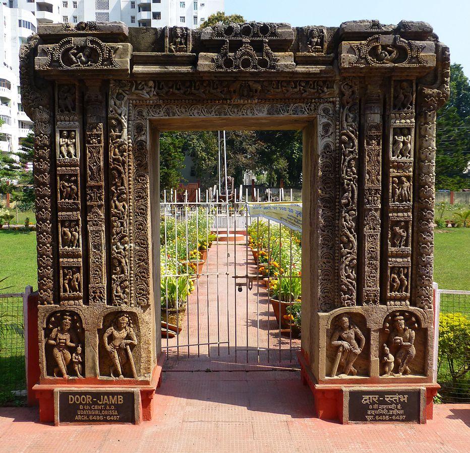 Door-frame in the Patna Museum | Wikipedia