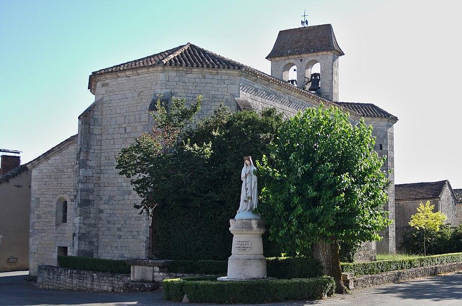 01082013 - Église de Villesèque