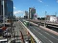 01993jfQuezon Avenue MRT Stations Eton Centris EDSA roadfvf 11.jpg