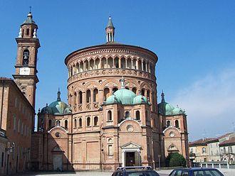 Crema, Lombardy - Santa Maria della Croce