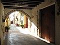040 Portal del Roser, al Pla de Santa Maria.jpg