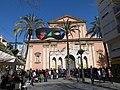 071 Església de Sant Antoni (Vilanova i la Geltrú), façana sud, des de la rbla. Principal.jpg
