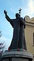 0912 John Paul II Monument in Aleksandrów Łódzki EZG.jpg