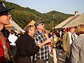 09802 Bilder von der Marktplatzeröffnung im Freilichtmuseum Sanok durch Minister Zdrojewski, am 16. September 2011.jpg