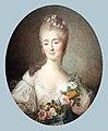 0 Versailles musée de l'Histoire de France - Portrait de la comtesse Du Barry en Flore - F-H Drouais (3).JPG