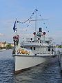 100 Jahre Dampfschiff 'Stadt Rapperswil' - Tag der offenen Dampfschiff-Türe am Bürkliplatz 2014-04-26 17-38-42 (P7700).JPG