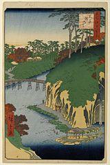 Takinogawa in Ōji