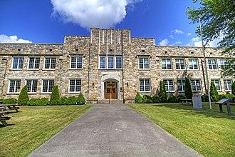 Cove Creek High School - Cove Creek High School, June 2015