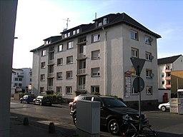 Steinstraße in Gießen