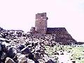 110 Umm al-Jimal Barracks and tower.jpg