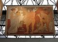117 Centre Cultural Terrassa, Melioribus annis, mural de Joaquim Torres Garcia.jpg