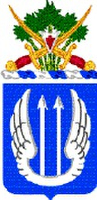 11th Aviation Battalion - 11th Aviation Battalion Coat of Arms