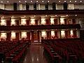 124 Teatre de l'Amistat (Mollerussa), pati de butaques i llotges.JPG