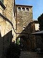 141 Carrer de Sant Esteve i portal de la Sagrera (Madremanya).jpg